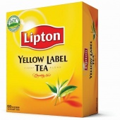 Чай Lipton Yellow Laber черный